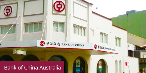 Bank of China Sydney