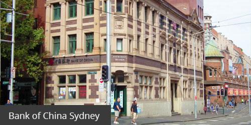 Bank of China Sydney
