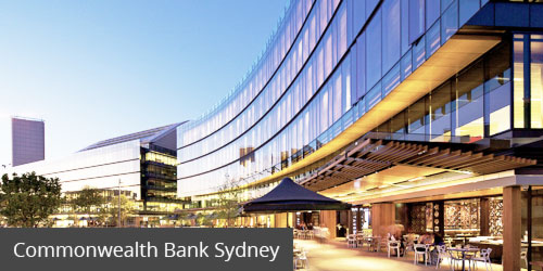 CBA bank Sydney