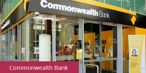 Commonwealth CBA Bank Sydney