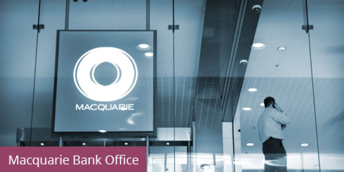 Macquarie Bank Office