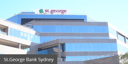 St.George Bank Sydney