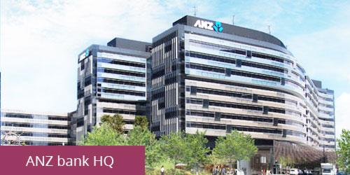 ANZ Bank Sydney
