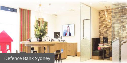 defence bank Sydney