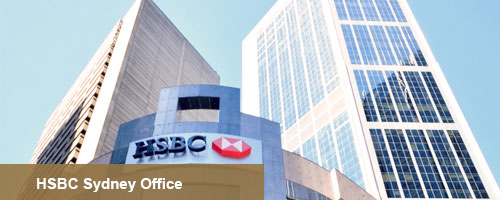 Opening Bank Account at HSBC in Parramatta Australia