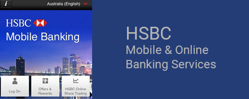 HSBC Online and Mobile Banking Services in Sydney Australia