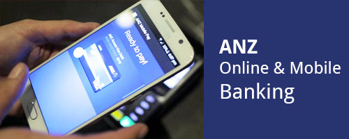 ANZ bank Online & Mobile Banking
