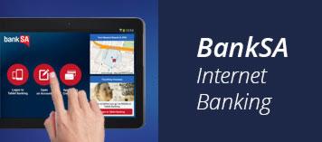 BankSA Internet Banking