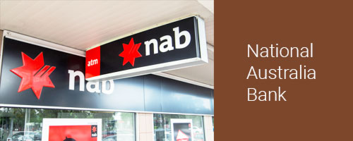 NAB bank for students