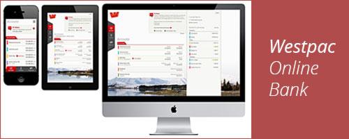 westpac online bank