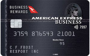 American Express Qantas Business Rewards Card Australia