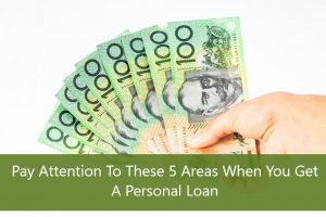 Get a Personal Loan Australia